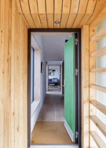 Efficient electric heaters with Herschel Inspire panel
