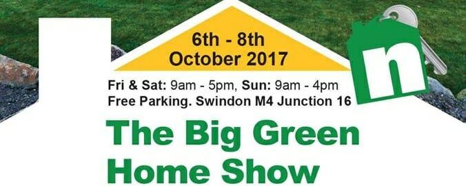 The Big Green Home Show NSBRC Swindon