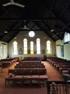 Herschel Summit provides church heating