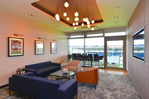 Heating Sports Facilities with Herschel