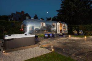 Cornish Airstream glamping holidays